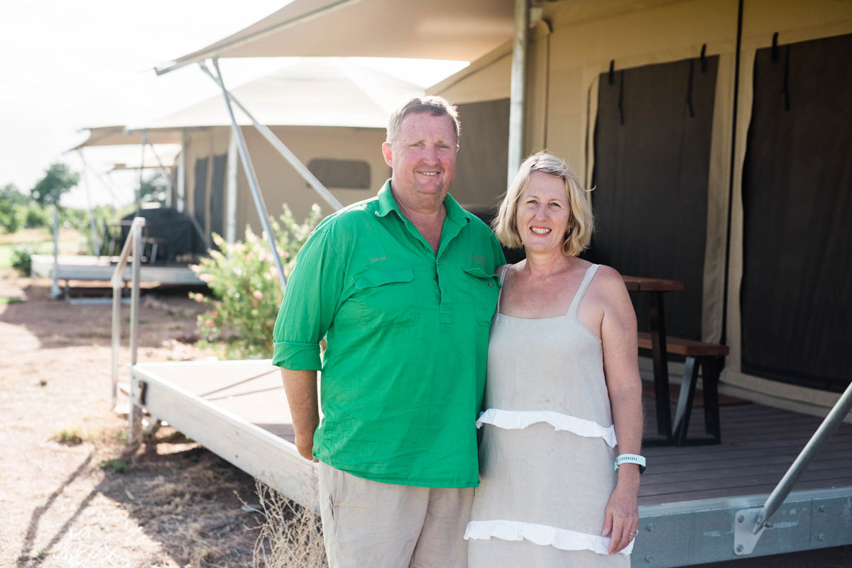 David and Tanya Neal